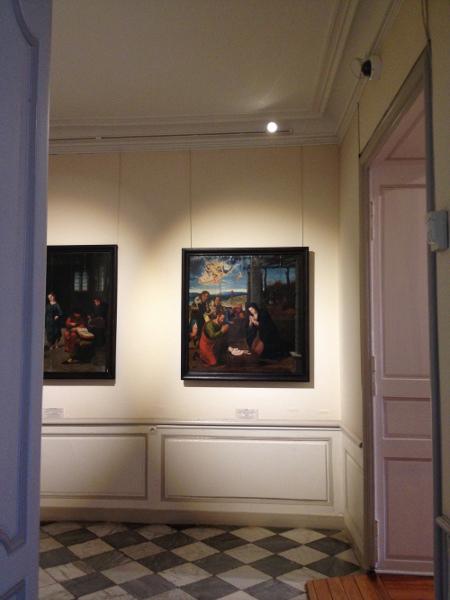 Eclairage Led pour éclairage galerie de tableaux